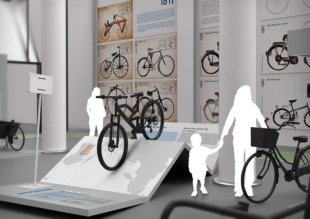 Ausstellungsdesign