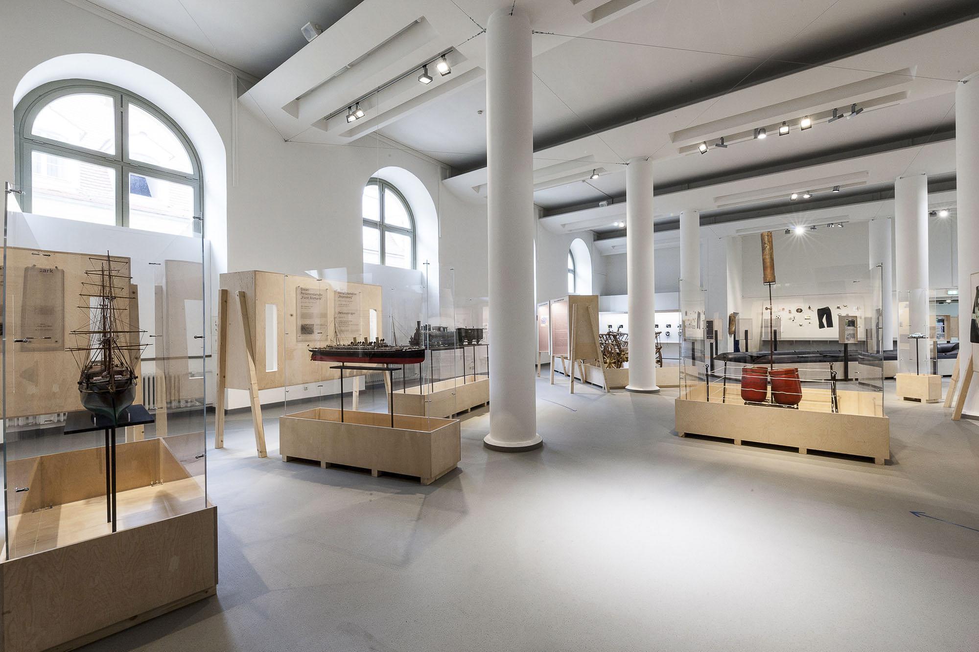 Migration. (Aus-)Wanderung, Flucht und Vertreibung / Foto: Verkehrsmuseum Dresden