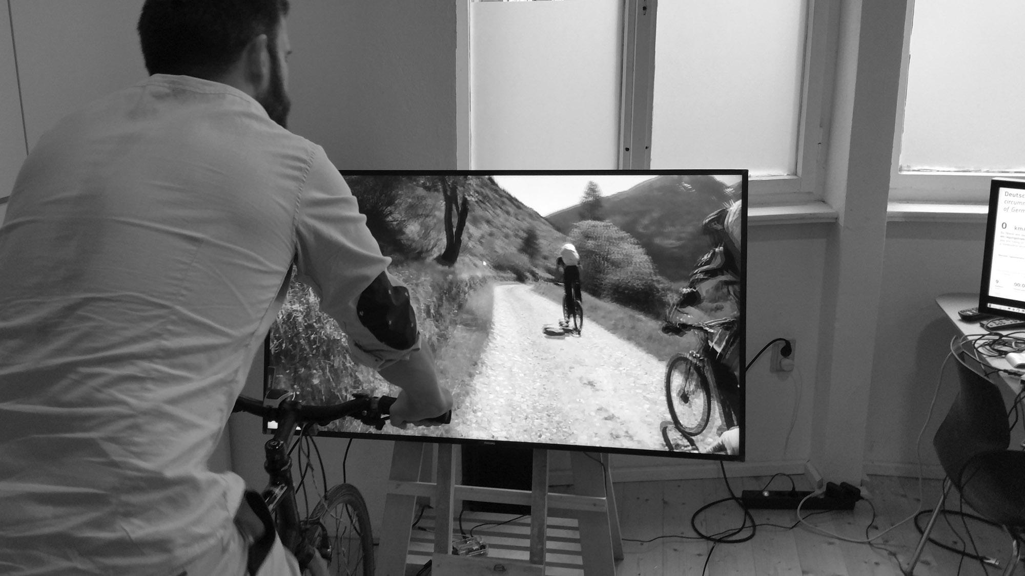 Ich.Fahr.Rad – Fahrradgeschichte(n),  Foto: Oliver Reinecke