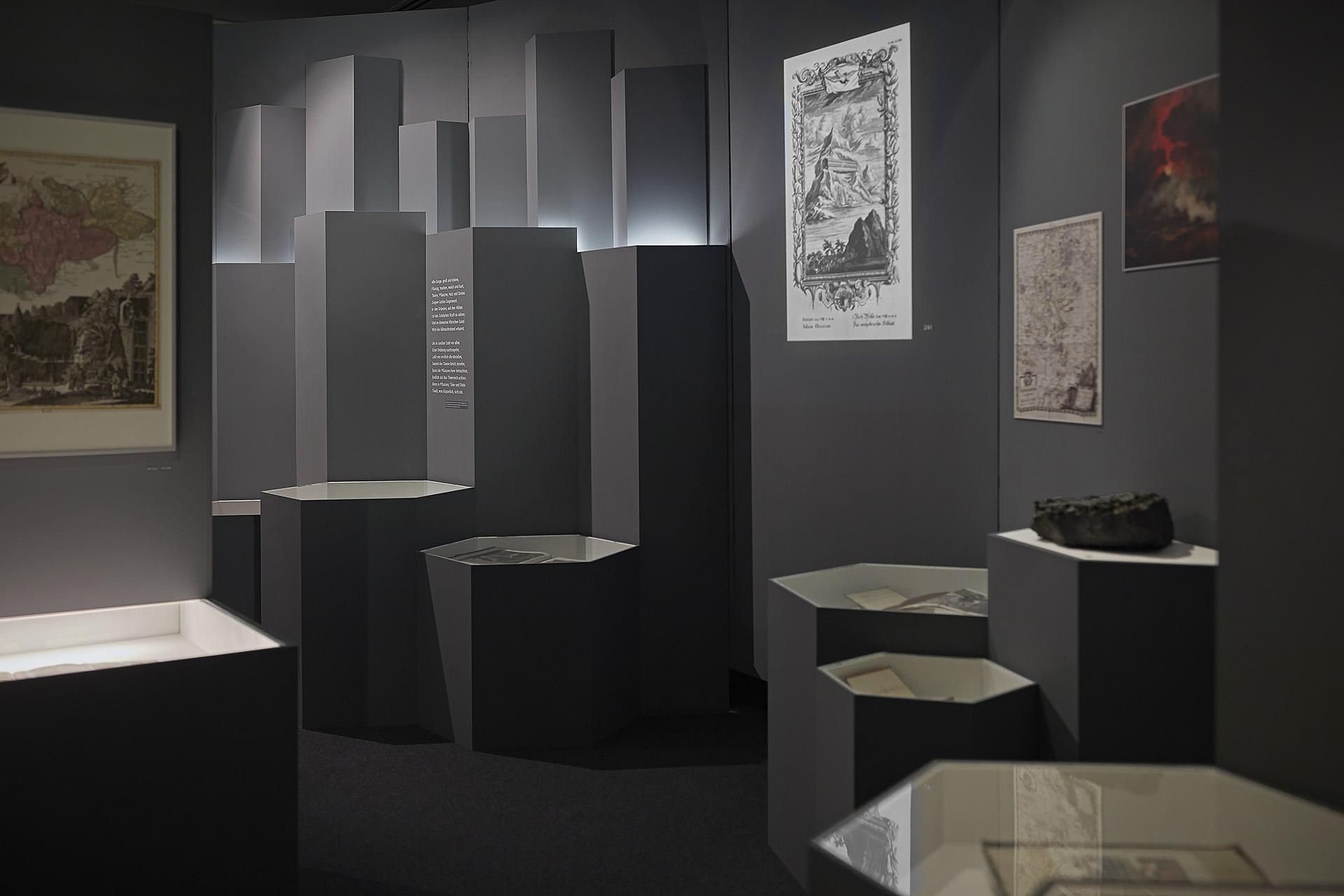 Raum 4, Im Steinbruch der Zeit, Formikat, Foto: Marco Warmuth