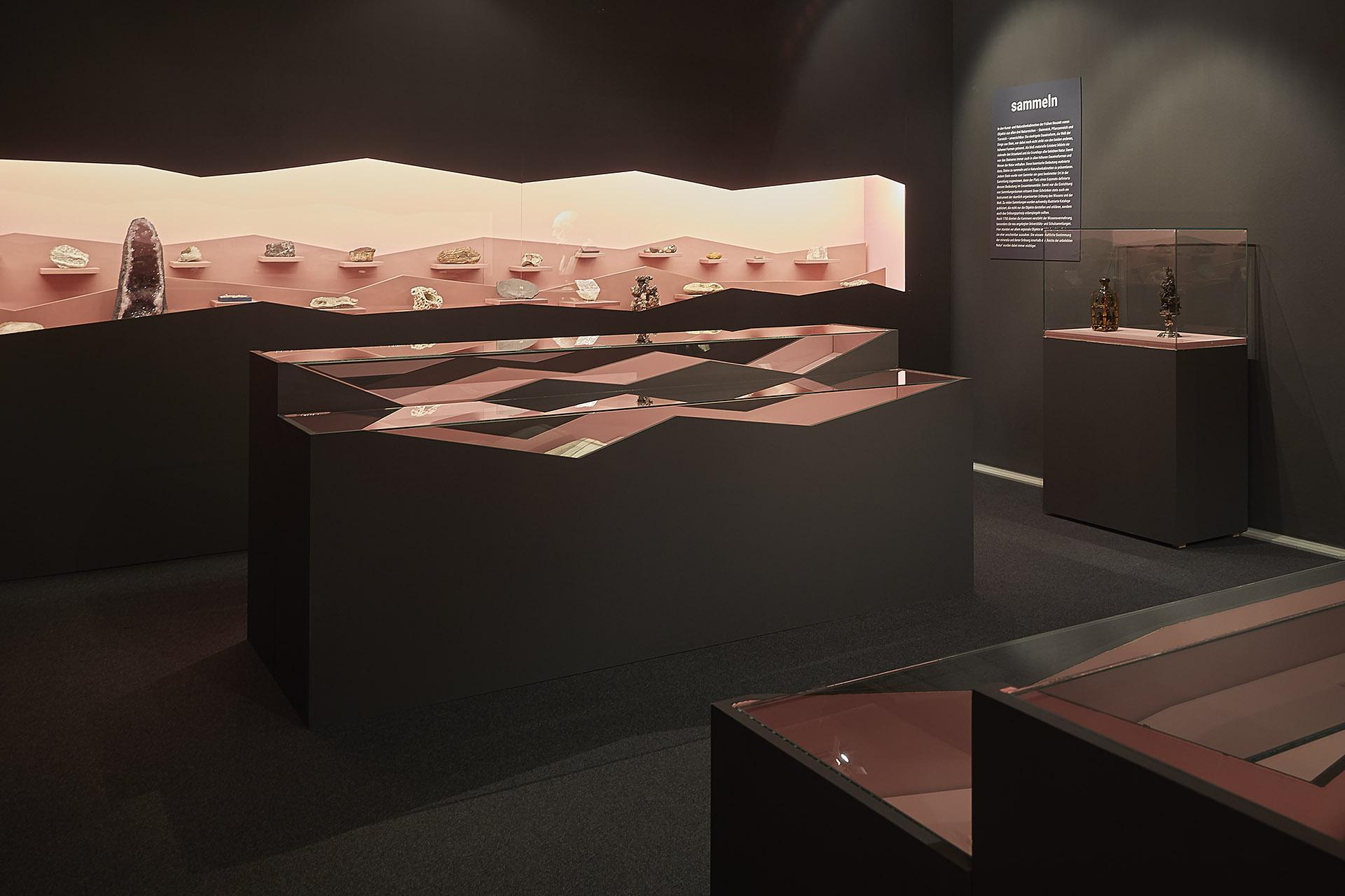 Raum 3, Im Steinbruch der Zeit, Formikat, Foto: Marco Warmuth